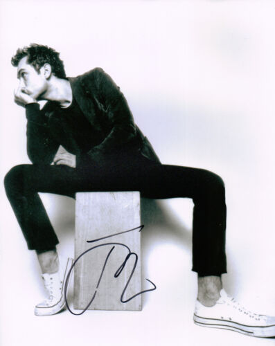 Jude Law Genuine Hand Signed Autograph 10X8 Photo (5617)