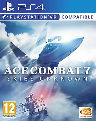 Ace Combat 7 Skies Unknown (PS4) IN STOCK NOW Brand New & Sealed UK PAL