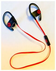 Powerbeats (red/black)