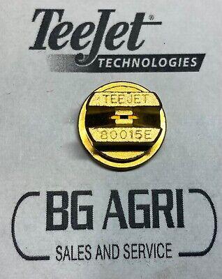 Teejet Brass Spray Nozzle 80015e Part Tp80015e