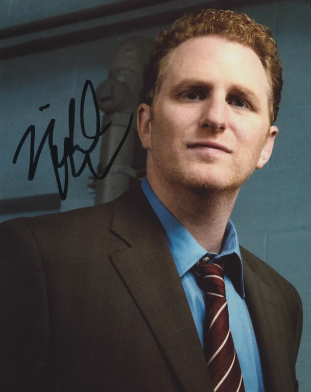 MICHAEL RAPAPORT SIGNED PRISON BREAK 8X10 PHOTO