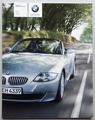 V09505 BMW Z4 ROADSTER 2.0i 2.5i 2.5Si 3.0Si
