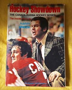 Harry Sinden - Hockey Showdown (c) 1972