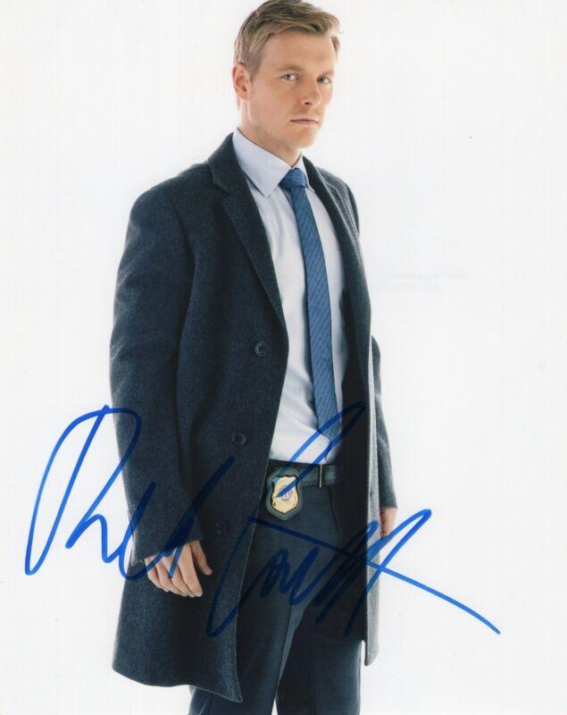 Rick Cosnett The Vampire Diaries Signed 8x10 Photo w/COA #1