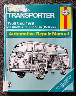 VW kombi manual