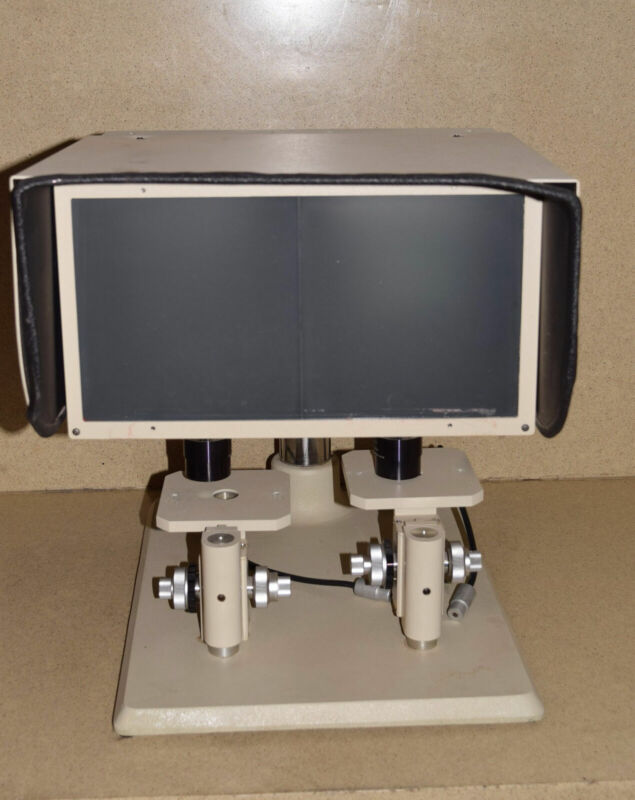 SIRCHIE? Forensic Optical Comparator Fingerprint Machine (A1)