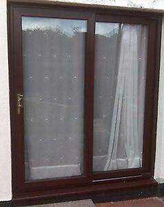 upvc sliding patio doors mahogany rosewood not flat pack On rosewood upvc patio doors