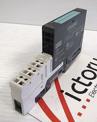 Used Siemens 24v Dc Power Supply Module 6es7 138-4ca01-0aa0 Wb