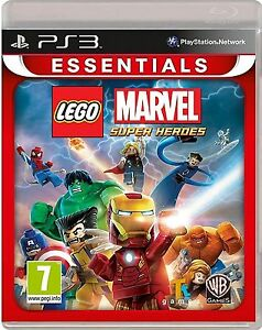 LEGO-Marvel-Super-Heroes-For-PAL-PS3-New-amp-Sealed