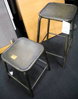New Bean French Industrial Coffee Bar Cafe Restaurant Stools