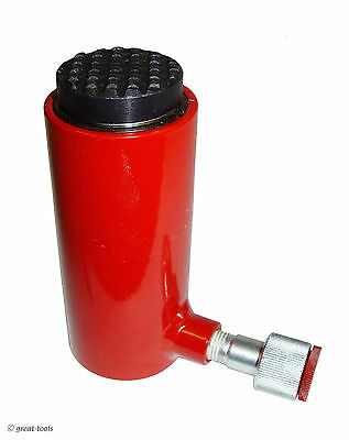 10-TON HYDRAULIC RAM – rams jack jacks lifting cylinder tool tools 10 Ton Hydraulic Jack