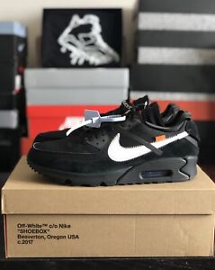 Off White x Nike Air Max 90 Deadstock Size 11