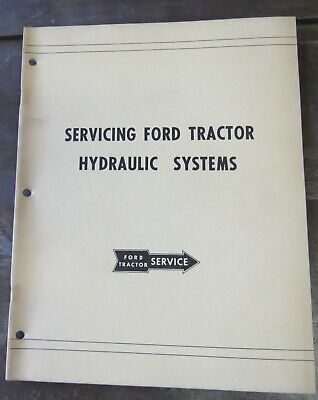 Ford Tractor Service Servicing Ford Tractor 8n Naa Fordson Major Fordson Dex