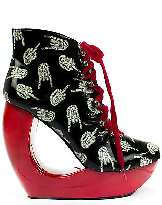 TOO FAST LADIES UP YOURS MOON BOOTS NEW WITH BOX (R32A/B)