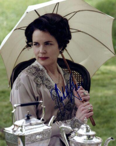 Elizabeth McGovern Signed Autographed 8x10 Photo DOWNTON ABBEY Actress COA