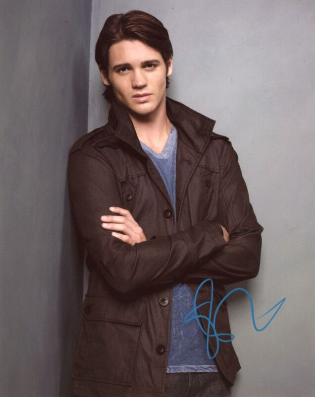 """Steven R. McQueen """"The Vampire Diaries"""" AUTOGRAPH Signed 'Jeremy' 8x10 Photo B"""