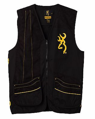 Browning, Team Vest, Small, Blackgold