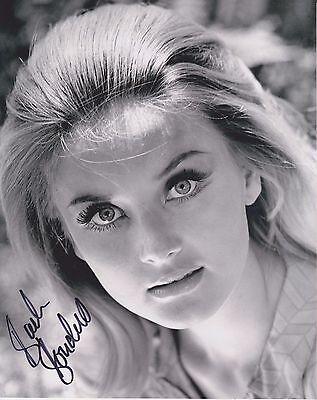 Barbara Bouchet 14 Original Autographed 8X10 Photo