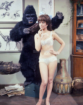 NATALIE WOOD AS PENELOPE SEXY BRA AND PANTIES ZANY PHOTO