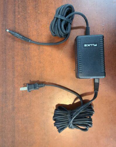 New Genuine Fluke BC190/813  Power Supply Adapter For Scopemeter 190 Series