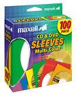 Multicolor Blank Media Cases, Sleeves & Wallets