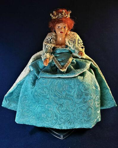 PEGGY NISBET Queen Elizabeth 1st 15153-1603 England Collector DOLL