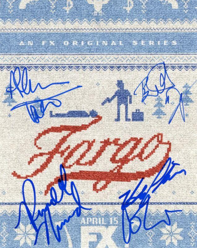 """Fargo"" Cast AUTOGRAPHS Signed 8x10 Photo ACOA"