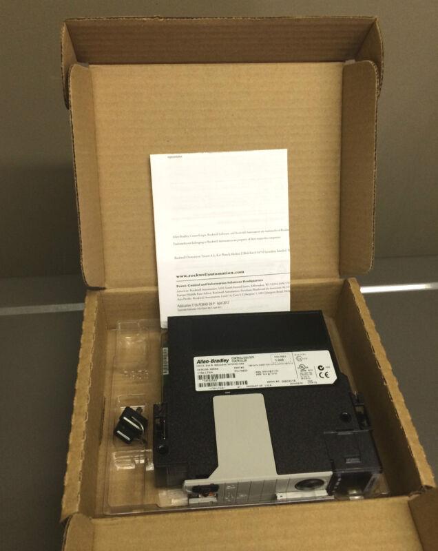 New Allen Bradley 1756-l75 Ser A Controllogix Processor Logix5575 Qty Warranty