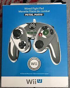 New Nintendo wii u super smash controllers - works on nes mini classic Melbourne CBD Melbourne City Preview