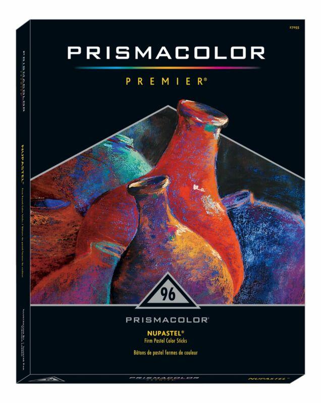 Prismacolor Nupastel Set, 96-Colors