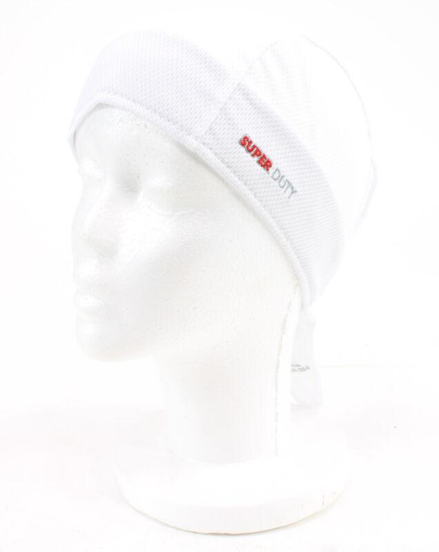 Headsweats Ultra Tech Headband White