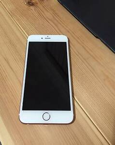 iphone 6s Plus (Rose Gold) 128 Gb Mawson Lakes Salisbury Area Preview
