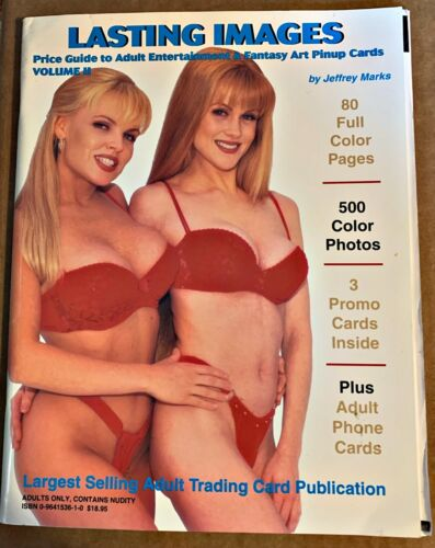 Lasting Images Adult Trading Card Price Guide Volume II May 1995
