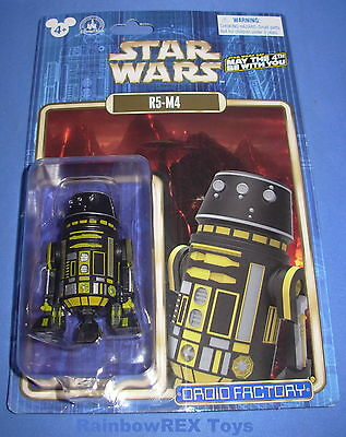 Disney Parks Star Wars Day 2016 May The 4Th Be With You R5 M4 Droid Factory Moc