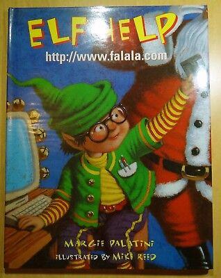 Elf Help  Http   Www  Falala  Com By Margie Palatini 1997 Hc Dj First Printing