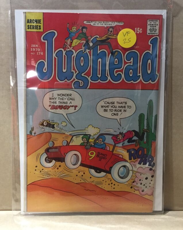 COMIC BOOK - JUGHEAD 176 ARCHIE
