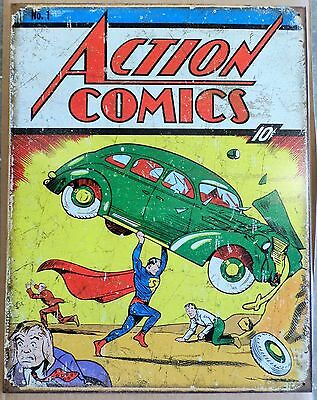 Action Comics No.1 sold for stupifying $3,207,852