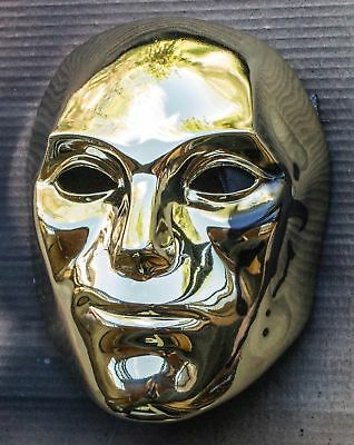 Danny mask (Gold metalized ver.) from Hollywood Undead - Hollywood Undead Mask