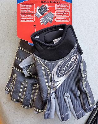HOBIE XL Ronstan Sticky Race Short Gloves Sailing Catamaran Protection RF4850XL
