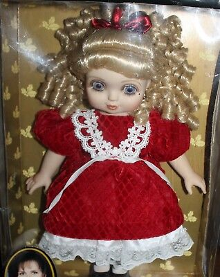 Marie Osmond's ADORA Belle Doll Holiday Cheer 1999 Target Exclusive  New