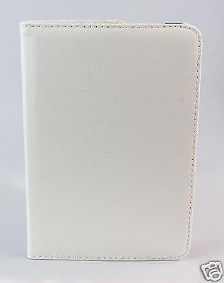 Tablet Tasche Samsung Galaxy Tab 4 - 8 Zoll Schutz Hülle Cover Case 360 Weiß ()