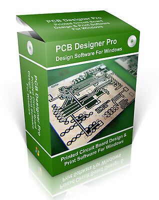 PCB CAD Electronic Circuit Board Diagram, Design Software Proto Typing