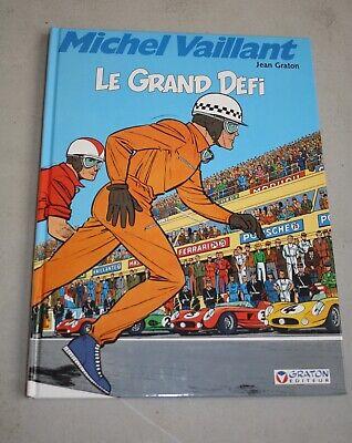 BD : Michel vaillant : Le grand défi . Jean Graton . Graton éditeur . 1992