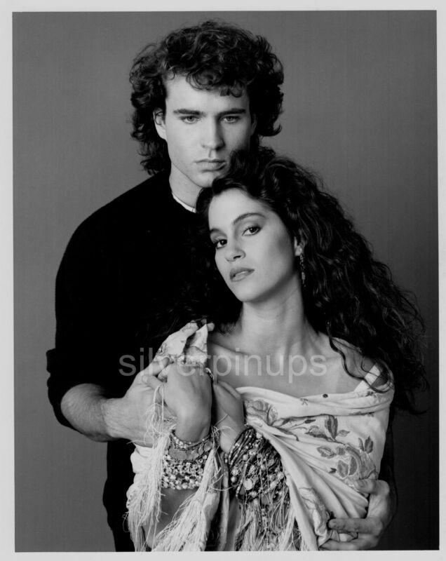 "Orig 1987 JASON PATRIC - JAMI GERTZ Vampire Love.. ""THE LOST BOYS"" Portrait"