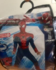 Spider man suit almost new bought in $ 35