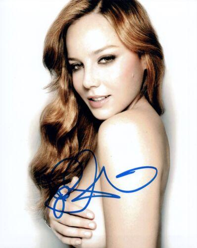 Abbie Cornish Signed Autographed 8x10 Photo Sucker Punch Sexy Actress COA