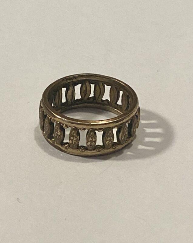 Vintage 10k GF Gold Ring Size 6
