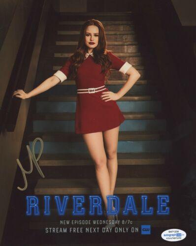 Madelaine Petsch Riverdale Autographed Signed 8x10 Photo COA