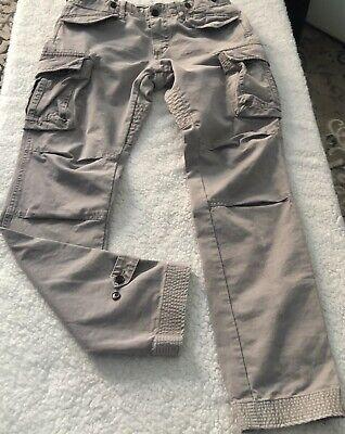 Gant Michael Bastian 30 x 32 Cargo Military beige Cargo Horse Rider Pants
