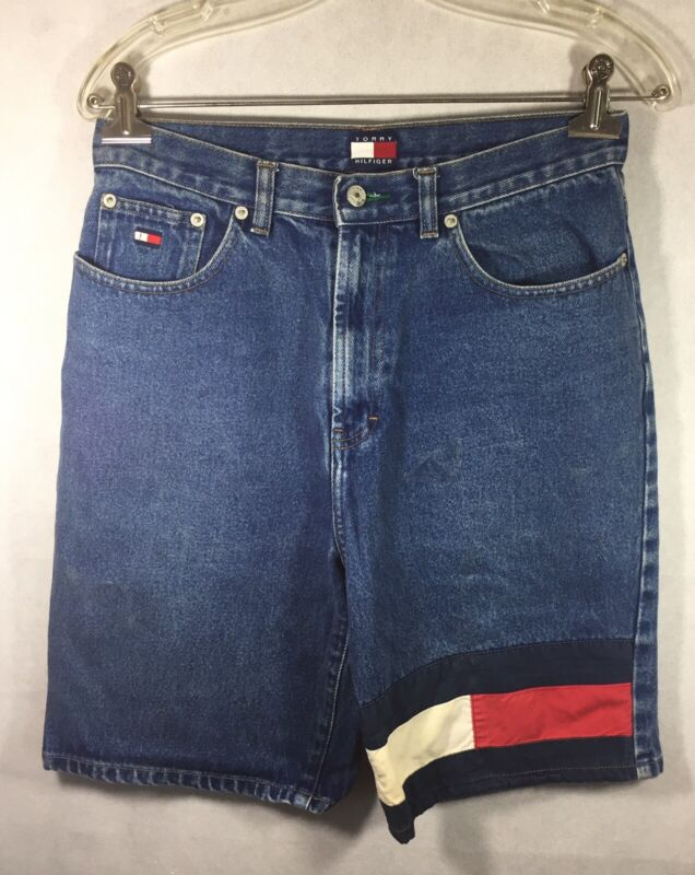 Vintage Tommy Hilfiger Shorts Kids Size 20 90